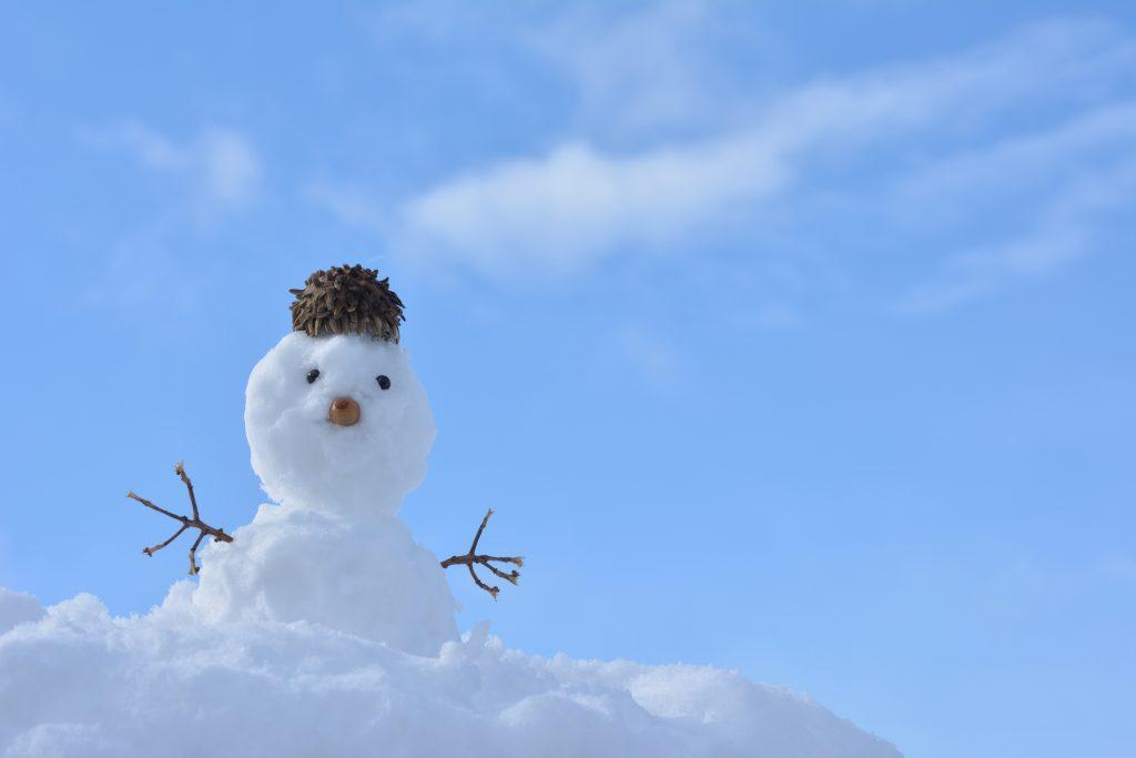 冬季休業のご案内